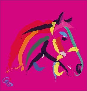 Pferde Color Me Strong