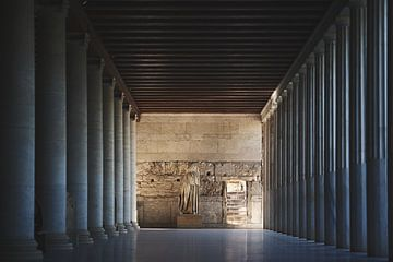 Atheense historie 7 van Bart Rondeel