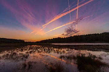 Sonnenaufgang in De Teut von Easycopters