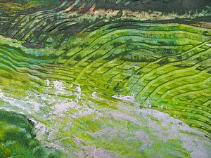 Abstract landschap  021114