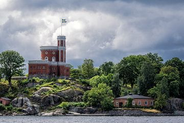 Blick auf Stockholm von Rico Ködder
