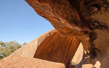 Uluru van Pieter van der Zweep