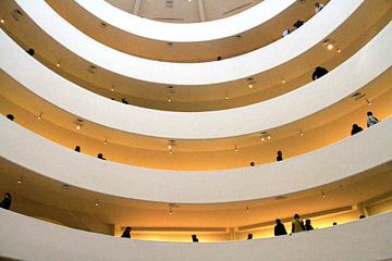Guggenheim Museum  von Gert-Jan Siesling