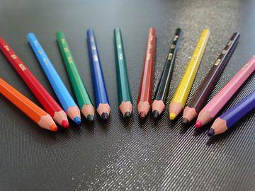 Regenboog van Kleuren. van Berend Kok