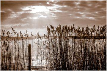 Sneekermeer von Haaije Bruinsma Fotografie