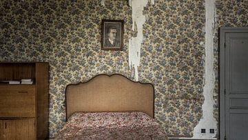 Urbex fotografie in een verlaten kasteel in de Auvergne Frankrijk von