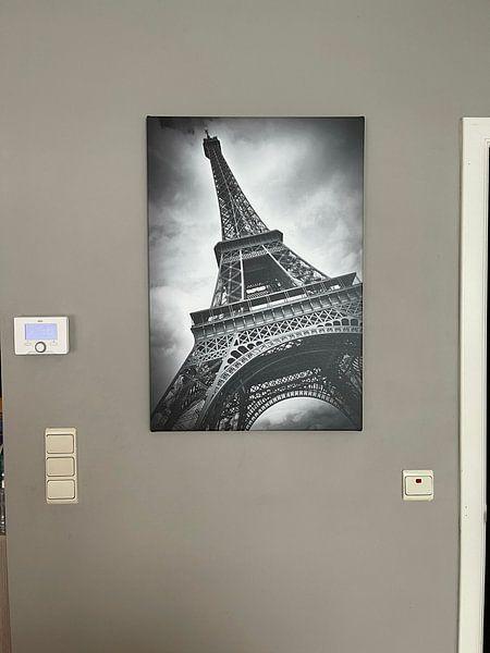 Kundenfoto: Eiffelturm DYNAMIC von Melanie Viola