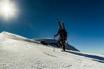Aventure en montagne sur Hidde Hageman