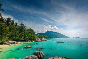 Eilanden in Thailand
