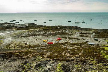 Cancale Normandië van Oscar Limahelu