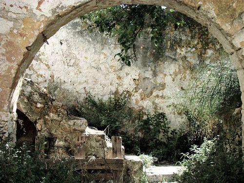 Rhodos, Stairway to Heaven van Heleen Oomen