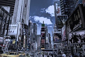 Times Square NYC van Joachim G. Pinkawa