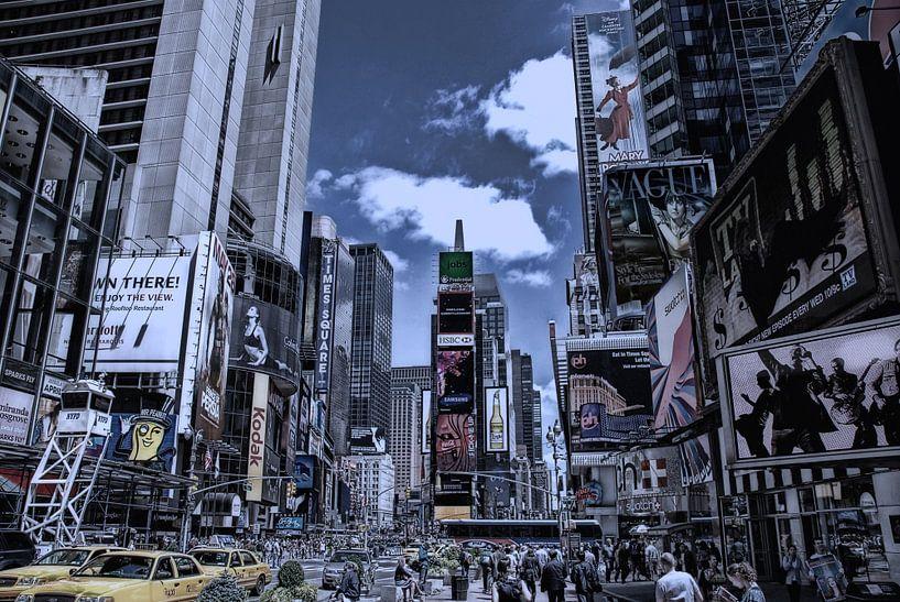 Times Square NYC sur Joachim G. Pinkawa