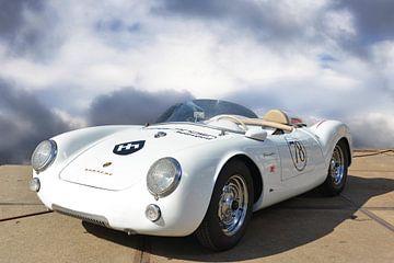 Oldtimer-Porsche von Brian Morgan