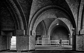 Das Amsterdamer Lyzeum von David Bleeker