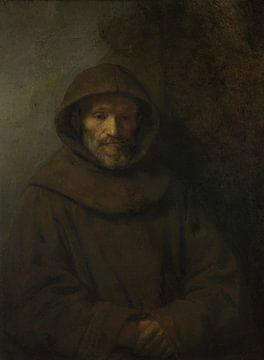 Ein Franziskanerbruder, Rembrandt