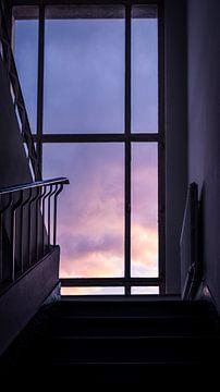 Träumen durch das offene Fenster von Greet Thijs