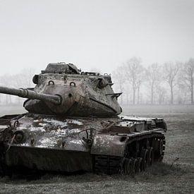 Urbex Panzer! von Ger Beekes