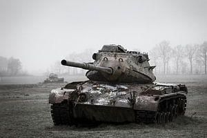 Urbex tanks! van Ger Beekes