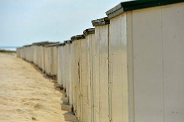 Blond Beeld : Strandhuisjes van Blond Beeld
