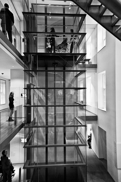 elevator van Ruud van Ravenswaaij