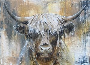 Highland Vache I sur Atelier Paint-Ing