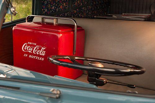 Drink Coca Cola van Wim Slootweg