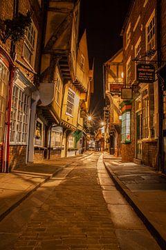 The shambles York in Yorkshire, Harry Potter von Bart Hagebols