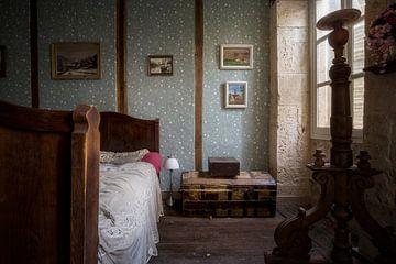 chambre abandonnée sur Kristof Ven
