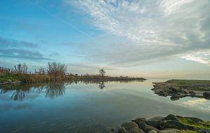 De Hulk-IJsselmeerdijk van