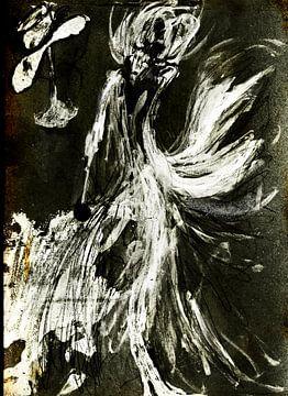 Les anges dansent parfois dans la nuit van sandrine PAGNOUX
