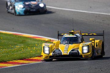 Total 6h of Spa, Racing Team Nederland Dallara p217 door Raidillon van Rick Kiewiet