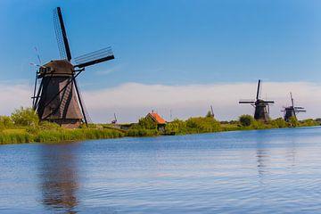 Kinderdijk Holland Windmills van