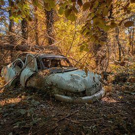 Lost Place - abandoned Car von Linda Lu