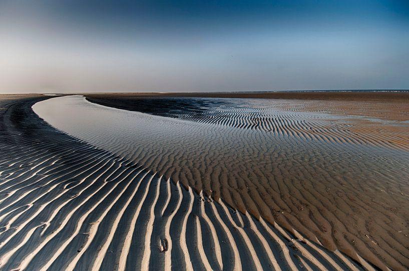 Sandlinien von Tineke Visscher