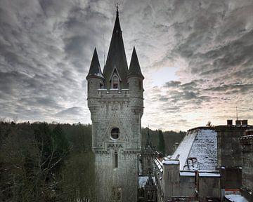 Miranda's toren van Monique Jouvenaar