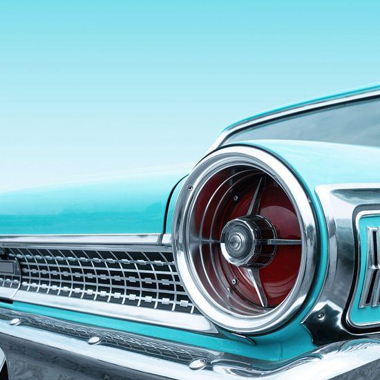 Amerikaanse oldtimer 1963 Galaxie 500
