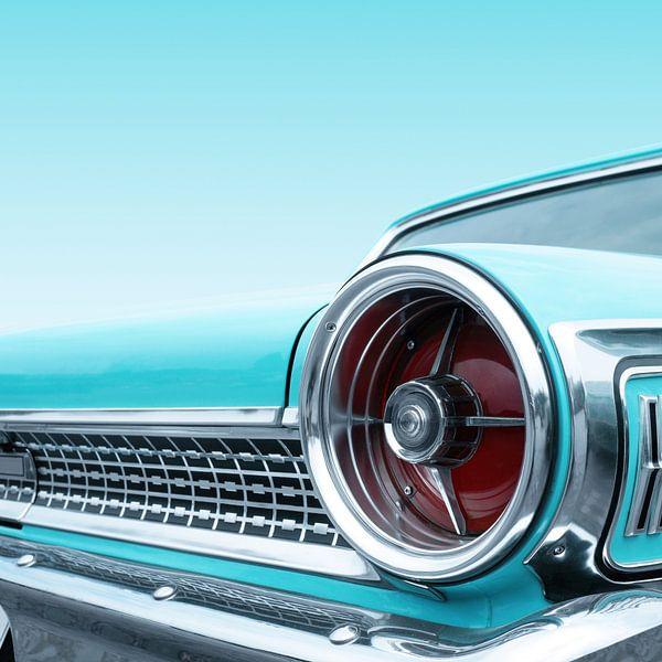Amerikaanse oldtimer 1963 Galaxie 500 van Beate Gube
