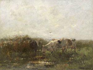 Koeien, Willem Maris