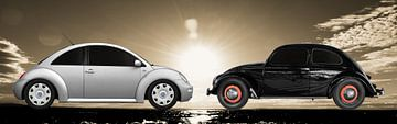 New Beetle - VW Käfer von aRi F. Huber