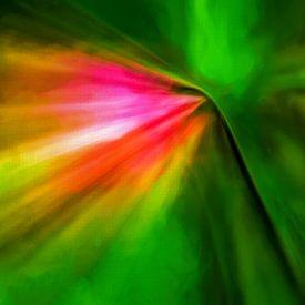 Colorspray sur Dick Jeukens