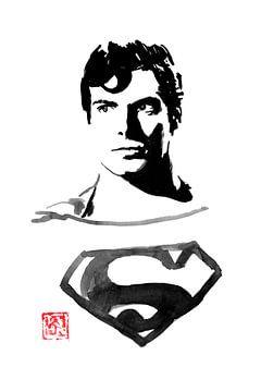 superman in het donker van philippe imbert