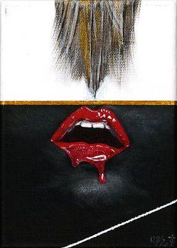 Süsse Lippen von aShes arTwork