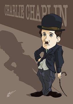 Charlie Chaplin von NoëlArts