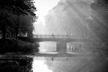 Breda in de vroege ochtend van Rob van Esch