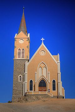 Lüderitz Church van