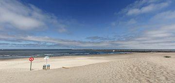 Verlassener Strand von Mister Moret Photography