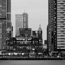 L'hôtel New York parmi les géants sur Edwin Muller