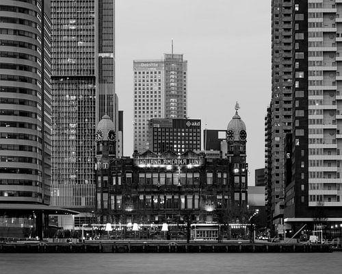 Hotel New York tussen de reuzen