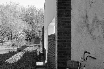 Ruine B&W à Sittard sur Ann Barrois